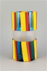 zylindrische vase by anna gili