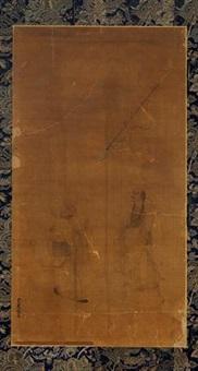 罗汉 by jin nong