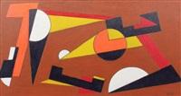 abstrakte komposition by thilo maatsch
