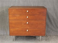 chest of drawers by herman miller