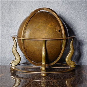 clockwork celestial globe qi meilu