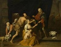 allegorie der barmherzigkeit by jan lievens