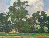 shade trees by louis b. sloan