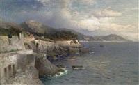 via del amore in cinqueterre by nicolai von astudin