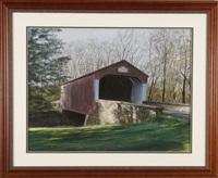 pine valley bridge by tom linker