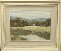 summer cottage by tom linker