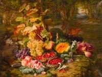 früchtestilleben by simon saint-jean