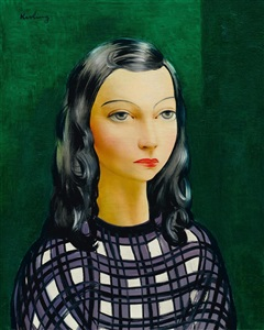 artwork by moïse kisling