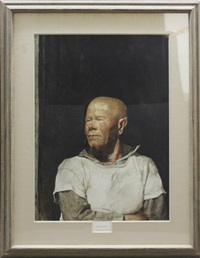 ten paintings portfolio by andrew wyeth