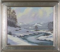 winter's splendor by tom linker
