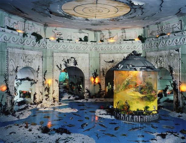 aquarium by lori nix