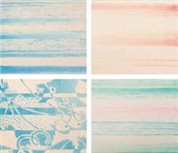 生活的50个片段-7-1 2 3 4 (4 works) by liang yuanwei