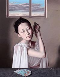 听潮汐 by ma jinghu