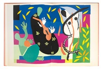 verve, volume ix, numbers 35 and 36 by henri matisse