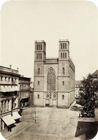 st. michael's church (+ friedrichwerder'sche church, berlin; 2 works) by leopold ahrendts