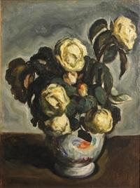 flower study by louis ritman