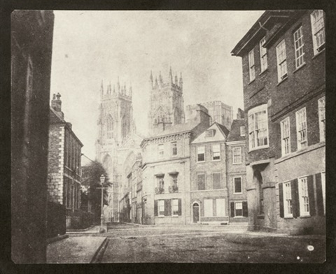york by william henry fox talbot