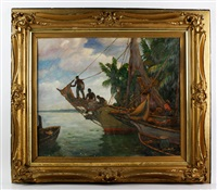 nassau boats by anthony thieme