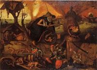 le triomphe de la mort by jan mandijn