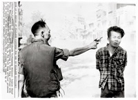 saigon (general nguyen ngoc loan executing viet cong prisoner nguyen van lém) by eddie adams