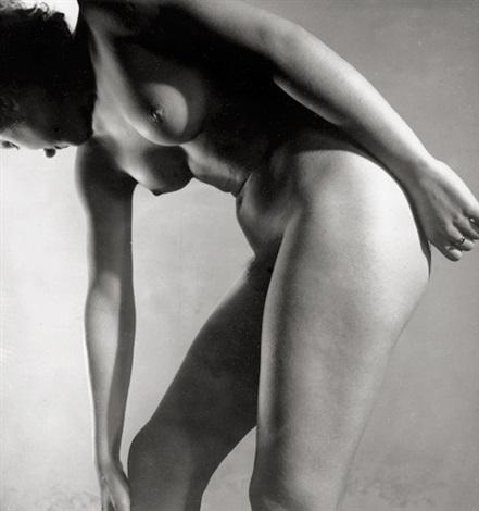 female nude by pierre boucher