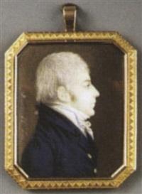 porträt eines jungen mannes by peter ernst rockstuhl