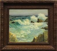 breaking wave by william adam