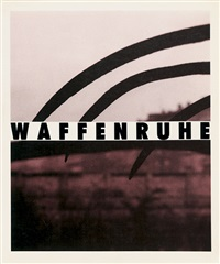 waffenruhe (40 works) by michael schmidt