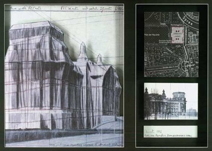 artwork by christo and jeanne-claude