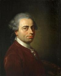 a portrait of an artist, quarter-length by joseph boze
