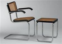 Marcel Breuer Stoel : Marcel breuer s cantilever chair v i n t a g e