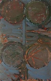 mandala #2 by louise fishman