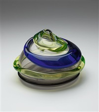 vase sassi by luciano gaspari