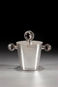 ice bucket by kieselstein-cord