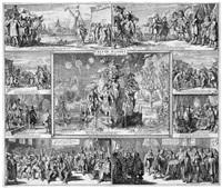 die friedensverhandlungen zwischen england und den niederlanden in den haag von 1674 by romeyn de hooghe