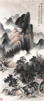 夏山图 by ma dai