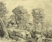 le retour à la ferme by alphonse legros