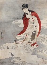 天官赐福 by yu zhiding