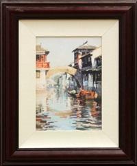 golden creek-china by xiaogang zhu