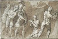 das martyrium der hl. katharina by paolo farinati