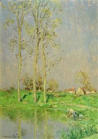 printemps by marcel adolphe bain