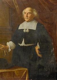 porträt eines herren by francesco abbiati