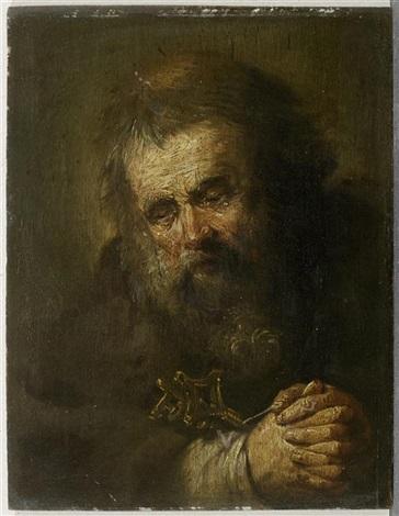 tronie by rembrandt van rijn