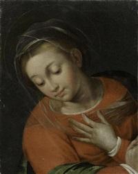 jungfrau maria by scipione pulzone