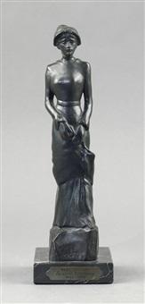 la petite parisienne ii by paul gauguin