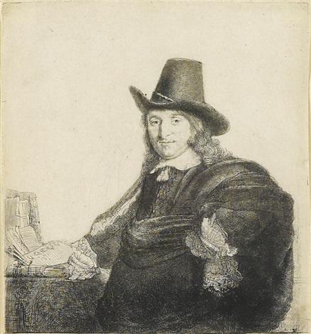jan asselyn, painter by rembrandt van rijn