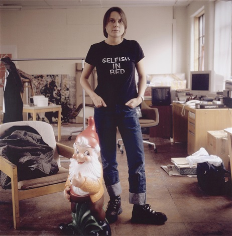 selfish in bed i by sarah lucas