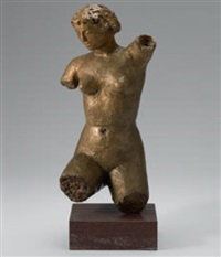 weiblicher torso by gustave piguet