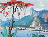view of rio de janeiro by paul (paulo) gagarin