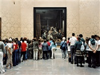 museo del prado, rm 12, madrid by thomas struth